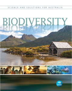 Biodiversity Science Solutions For Australia